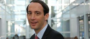 Stefan Rueb, Leiter Produktmanagement Investmentoffice bei AXA Konzern AG