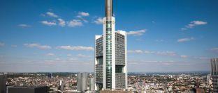 Commerzbank in FFM: Die ETF-Tochter steht vor dem Verkauf.
