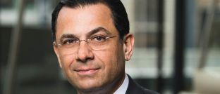 Naïm Abou-Jaoudé, Geschäftsführer der Candriam Investors Group