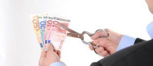 Angst vor Vermögensverlust: Die größte Sorge der Deutschen ist eine neue Finanzkrise.