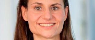 Vanesse Grüneklee, neue Leiterin für Investment Management Services bei Schroders in Luxemburg