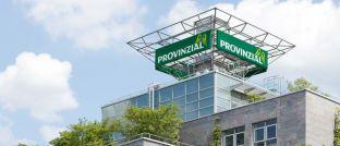 Die Provinzial Rheinland in Düsseldorf: Erfolgt zum neuen Jahr die Fusion mit der Provinzial Nordwest?