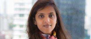 """Supriya Menon,  Multi-Asset-Strategin Pictet Asset Management:  """"Die Emerging Markets geben sich nicht mehr mit ihrer Rolle als Nachahmer und Kopisten zufrieden, sie wollen zu den Innovatoren zählen."""""""