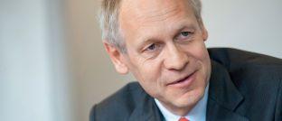 Hendrik Leber ist Gründer und Chef der Frankfurter Fondsgesellschaft Acatis.