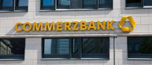 Commerzbank-Filiale Frankfurt-Hauptwache: Von der Entscheidung verspricht man sich im Konzern digitale Synergieeffekte.