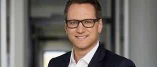 """Sebastian Grabmaier: Der Vorstandschef der JDC Group setzt auf eine Technologie, mit der Anleger ihre digitalen Vermögenswerte """"sicher und unkompliziert verwahren"""" können."""