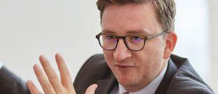 Christian Machts, Leiter des deutschen Privatkunden-Geschäfts bei Blackrock