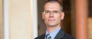 Lutz Röhmeyer: Der Portfoliomanager verantwortet künftig auch einen nachhaltig investierenden Rentenfonds.