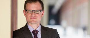 Marc-Oliver Lux, Geschäftsführer bei Dr. Lux & Präuner, sieht ein Ende des Kurshochs bei Bundesanleihen voraus.