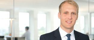 """Tom Pansegrau: """"Anleger sollten sich nicht von Panikmache beeinflussen lassen""""."""