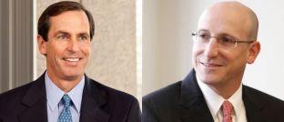 """Portfoliomanager Tim Armour und Mike Gitlin, Leiter Anleihen bei Capital Group:  """"Investoren müssen weiter auf ein Gleichgewicht zwischen Aktien und Anleihen achten, insbesondere in Zeiten wie diesen."""""""