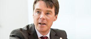 """Martin Lück, Chefanlagestratege von BlackRock in Deutschland: """"Potenzielle Handelskriege und eine mögliche Überhitzung in den USA durch konjunkturstimulierende Maßnahmen bereiten uns Sorgen."""""""