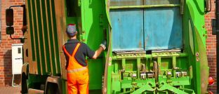 Müllwerker: Die Mitarbeiter der Entsorgungsbetriebe haben im vergangenen Jahrzehnt deutlich an Ansehen gewonnen.