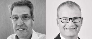 Neu im Team von TBF Global AM: Philipp Kerz (links) und Sven Matthies