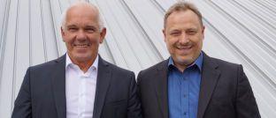 Legen ihre Unternehmen zusammen: Norbert Lamers (links, Perspectivum) und Karsten Körwer (Fairtriebsconsulting).