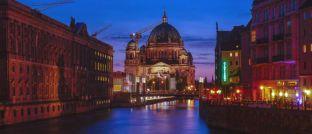 Berliner Dom. Die deutsche Hauptstadt ist unter anderem bei Immobilieninvestoren beliebt.