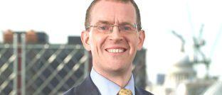 Chris Mellor leitet das Aktien-ETF-Produktmanagement für die Emea-Region bei Invesco.