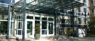 Hauptgebäude der Bundesanstalt für Finanzdienstleistungsaufsicht (Bafin) in Bonn: die ehemalige Bundeshauptstadt ist Sitz der Banken- und Versicherungsaufsicht.