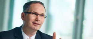 Guntram Overbeck ist Leiter Produktsteuerung Leben bei der Helvetia.