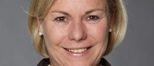 Evi Vogl leitet das Deutschland-Geschäft von Amundi, des größten Asset Managers Europas, seit dessen Übernahme von Pioneer Investments im Sommer 2017.