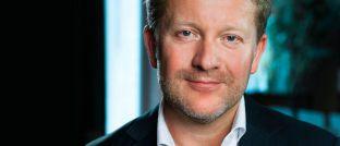 """Martijn Rozemuller: Der Europa-Chef bei Vaneck will deutschen Anlegern künftig """"ein breiteres Spektrum an Anlageklassen, Sektoren und Strategien bieten""""."""