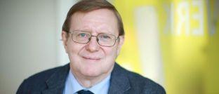 Roland Döhrn ist Konjunkturchef des RWI Leibniz-Instituts für Wirtschaftsforschung