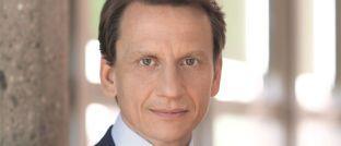 Thomas Richter ist Hauptgeschäftsführer des Interessenverbands der deutschen Fondsindustrie BVI.