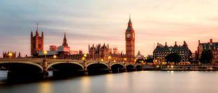 London: Investoren trennen sich von britischen Anlagen