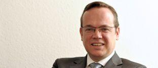 Frank Rottenbacher steht dem Vermittlerverband AfW vor.