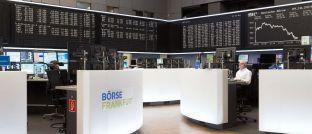Aktienhandel an der Frankfurter Börse: Jetzt gibt es zehn Tipps, wie man richtig einsteigt