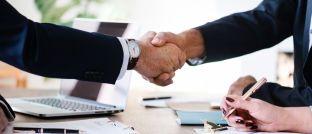 Handschlag: Generali und DWS kooperieren künftig stärker