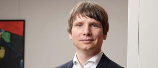 Daniel Schmalley ist Leiter des Kompetenzcenters Firmenkunden der Barmenia.