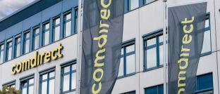 Standort der Comdirect in Quickborn: Die Direktbank prüft derzeit eine Zusammenarbeit mit der JDC Group.