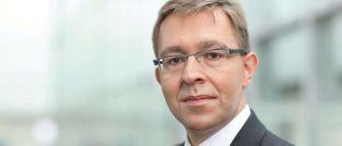 Frank Breiting, Leiter Vertrieb private Altersvorsorge und Versicherungen bei der DWS