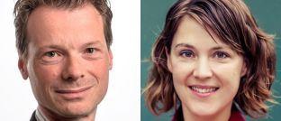"""Robeco-Experten David Blitz und Wilma de Groot: """"Anlegern kann der eine oder der andere Wunsch erfüllt werden, aber nicht beide gleichzeitig."""""""