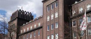 Das künftige Dienstgebäude des LKA Berlin an der Ringbahnstraße wird umfangreich revitalisiert.