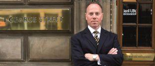 Geht nach 35 Jahren in der Branche in Rente: Fondsmanager Guy Stern