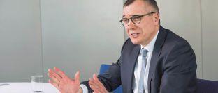 Bernd Vorbeck ist Vorsitzender der Geschäftsführung bei Universal-Investment