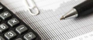 Genaues Kalkulieren gehört vor einer Investition zum Planungsprozess.