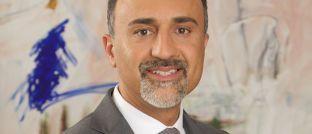 Jawed Barna ist Vorstand Vertrieb und Strategische Partnerschaften der Zurich Gruppe Deutschland.
