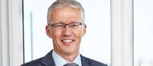Martin Stötzel ist Managing Partner bei der Rhein Asset Management in Düsseldorf.