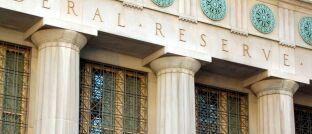 Gebäude der Federal Reserve Bank of New York
