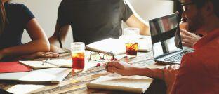 Studentische Start-ups bieten meist frische Ideen - und können für Investoren eine interessante Anlagemöglichkeit sein.