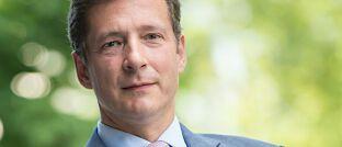 Nicolas Mackel ist Geschäftsführer der Agentur Luxembourg for Finance.
