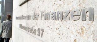 BMF will elektronische Wertpapiere ermöglichen