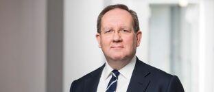 Bafin-Präsident Felix Hufeld. Die Finanzaufsichtsbehöre warnt regelmäßig vor Finanzakteuren, die in Deutschland ohne behördliche Erlaubnis tätig werden.