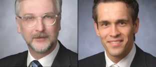 Hartmut Göddecke (li.) und Marc Gericke von der Kanzlei Göddecke Rechtsanwälte geben Tipps, wie Anleger im Insolvenzverfahren Ansprüche anmelden können.