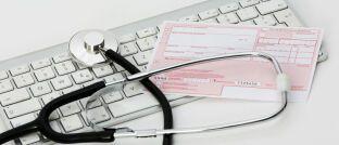 Streitthema Kostenübernahme durch die Krankenversicherung: Über einen privaten Krankenversicherer beschwerten sich laut Map-Report zwischen 2013 und 2017 im Schnitt knapp 3,2 Kunden pro 100.000 Verträge bei der Bundesanstalt für Finanzdienstleistungsaufsicht.