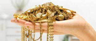Altgold-Ankauf seit Herbst um 80 Prozent gestiegen