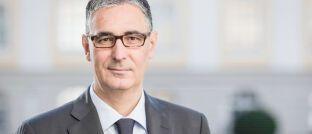Gerd Häcker, geschäftsführender Gesellschafter der Steinbeis & Häcker Vermögensverwaltung in München.